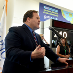 Mark Thorpe (Chief Executive Officer at Ontario International Airport Authority (OIAA))