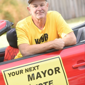 Rich Martin Gardner (Mayoral Candidate at City of Riverside)