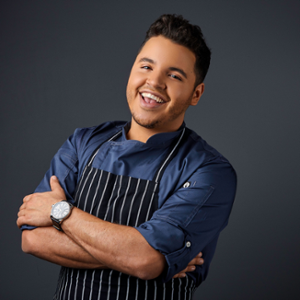 Chef Chris Valdes (Chef, Cooking with Chris on Food Network Channel)