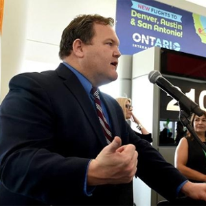 Mark Thorpe (Chief Executive Officer, Ontario International Airport Authority (OIAA))