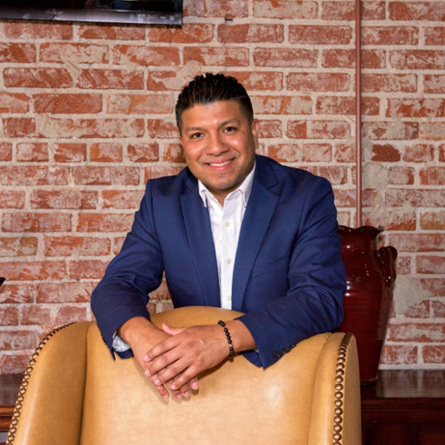 Edward Ornelas Jr. (President & CEO of Inland Empire Regional Chamber of Commerce)